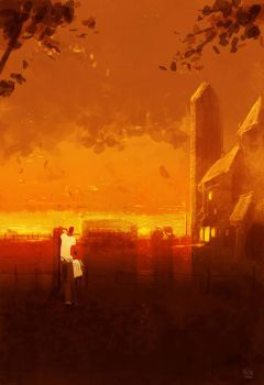 Long shadows. by PascalCampion