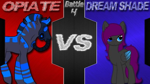 Pony Kombat New Blood 5 Round 3, Battle 4 by Mr-Kennedy92