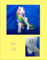 Fete: 25th Birthday MLP by NorthernElf
