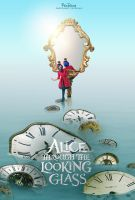 Alice Through The Looking Glass Photoshop Tutorial by PsdDude