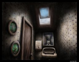 Water Closet by Benjamin-the-Fox