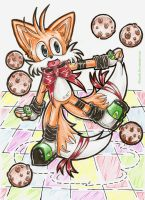 Tails Wuv Cookies by Miayah