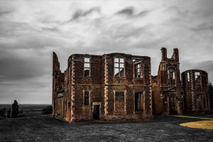 Houghton House (1) by Mincingyoda