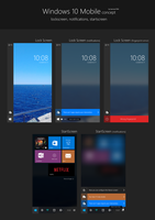 Windows 10 Mobile Concept by bannax1994