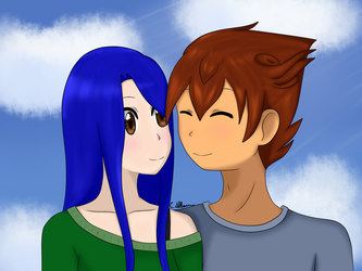 [IEGO] Date time ~ Tenzu by CarWritings