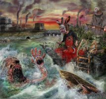 Where the wild things die by kcmp-sewer-sludge