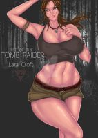 Tomb Raider by 5Angle