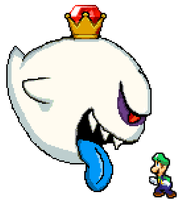 King boo (luigi's mansion Version) by RockMan6493