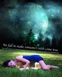 Sometimes We Are Like Stars... by Reigning-Graphics