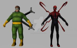 Doctor Octopus Collection by Pitermaksimoff