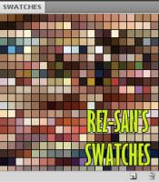 :Rez's-Color-Swatches: by RezShirmeen