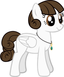 Luna Whitetail - Updated Design by andrevus
