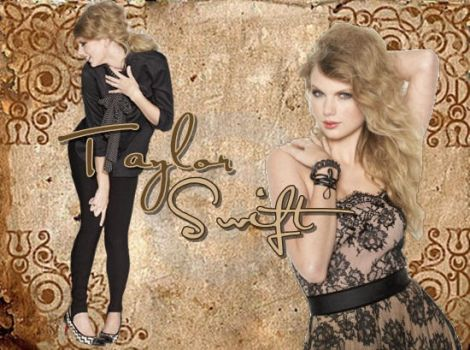 Taylor Swift Wallpaper by TheFearlessChick