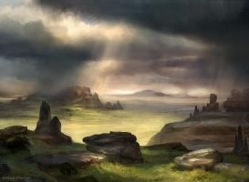 Plains (MPS Lands) by AdamPaquette