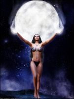 Moonlight Magick by SilveryWitch