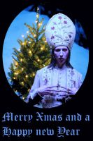 Gothic Christmas by WilliamSnape