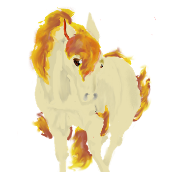 Ponyta by Squirrelfl1ght4evr