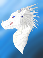Silver [COM] by Sketched-Dragons