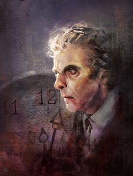 The Clock is Striking Twelve by Peivi