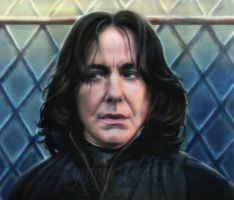 Snape's Bad Day by Cynthia-Blair