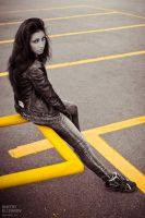 Parking lot: Frame by DmitryElizarov