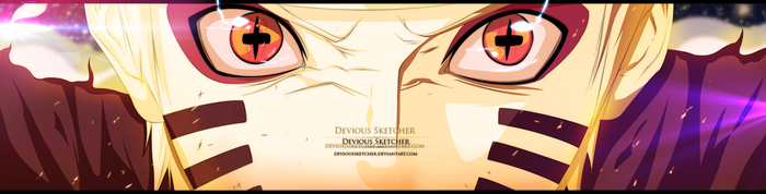 Naruto 645 - Bijuu Sage Mode! by DeviousSketcher