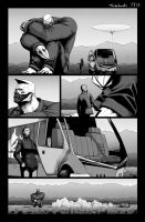 The One Minute War: Page D by turbofanatic