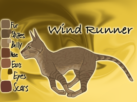 Wind Runner of WindClan - Moth Flight's Vision by Jayie-The-Hufflepuff
