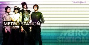 METRO STATION by i-miss-u-now