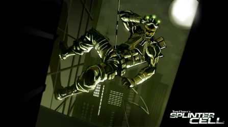 splinter cell by nefar007