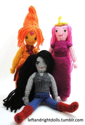 Adventure Time: Group by leftandrightdolls