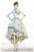 Christian Dior Spring Couture by anoma-co-uk