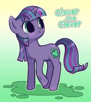 Clever Clover by Pimmy