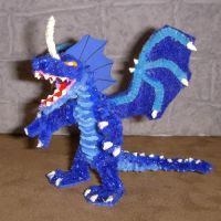 Stormdrake Mini by the-gil-monster