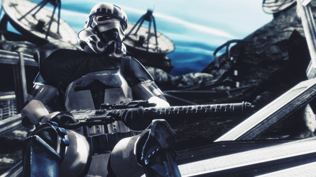 Stormtrooper by AngryRabbitGmoD