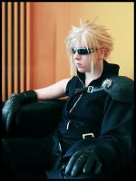 Hi my name is Cloud by Majin-sama