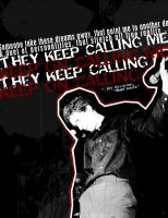 Ian Curtis Poster by MikeCR9999