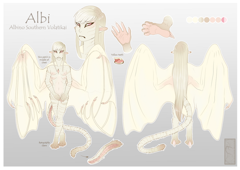 Albi Reference - Commission by shorty-antics-27
