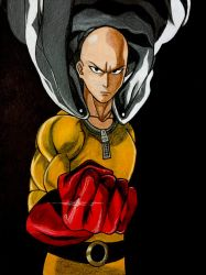 ONE PUNCH!!!! by ShrimpChipSensei