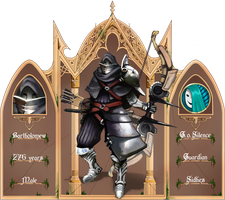 Ludus Chaos App - Guardian Bartholomew by Undercurrent-32