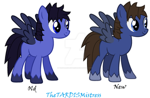 MLP DW: Jack (Redesign) by TheTARDISMistress