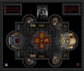 Crypt of the Demon Knight by Bogie-DJ