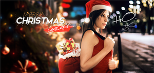 20 years of Tomb Raider - Dead Ahead Xmas Version by FearEffectInferno