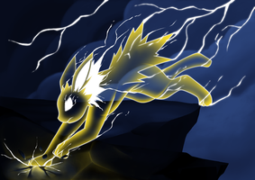Lightningform by endless-whispers