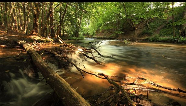 the humming river by shade-pl