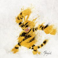 Electabuzz by BOMBATTACK