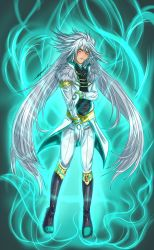 Silver Human from Sonic by Mayaart17