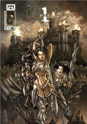 ONE 1 COVER by GGSTUDIO