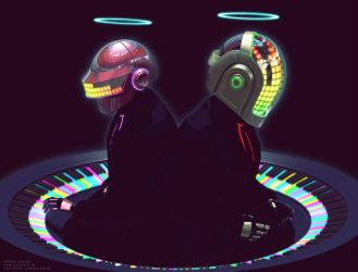 Get ready to Daft by bazze