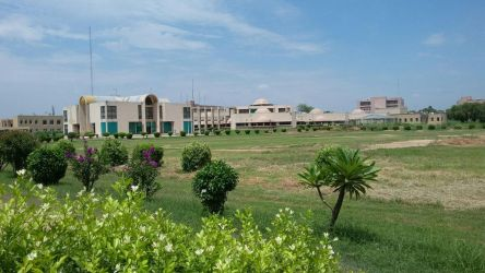 Centre of excellence in molecular biology, Lahore by Naima-amjad